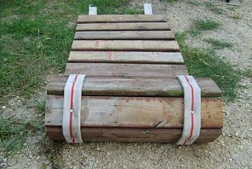 q looking for the diy how to for the roll up sidewalk made from palletts, diy, how to, outdoor living, pallet, repurposing upcycling, This is posted on Pinterest with your site link to it