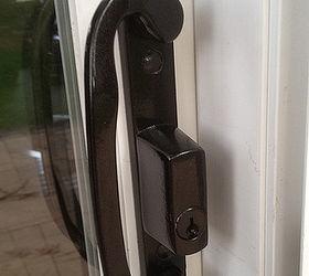 Sliding Glass Door Hardware Update Your Style For Under 23, Doors, We Re  Super
