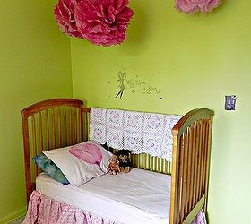 Diy Fairy Garden Bedroom, Bedroom Ideas, Crafts, Home Decor, Toddler Bed  Handmade