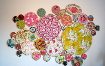 Embroidery Hoop Artwork