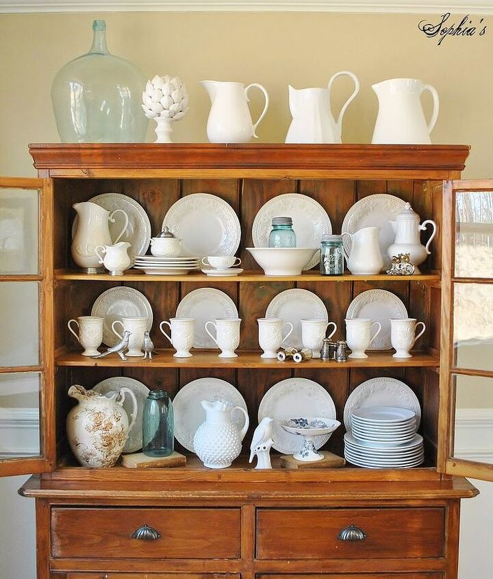 classic timeless wood furniture putting the paintbrush away, home decor, painted furniture