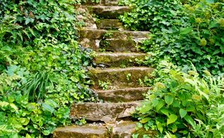 tea house steps at stan hywet, architecture, gardening, stairs, Quarry steps at Stan HywetQuarry steps at Stan Hywet a beautiful balance between century old stone work and nature