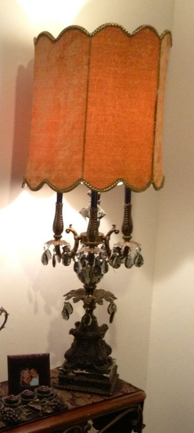 identify lamp, lighting