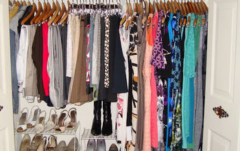 closet makeover for 6, cleaning tips, closet, The After Shot