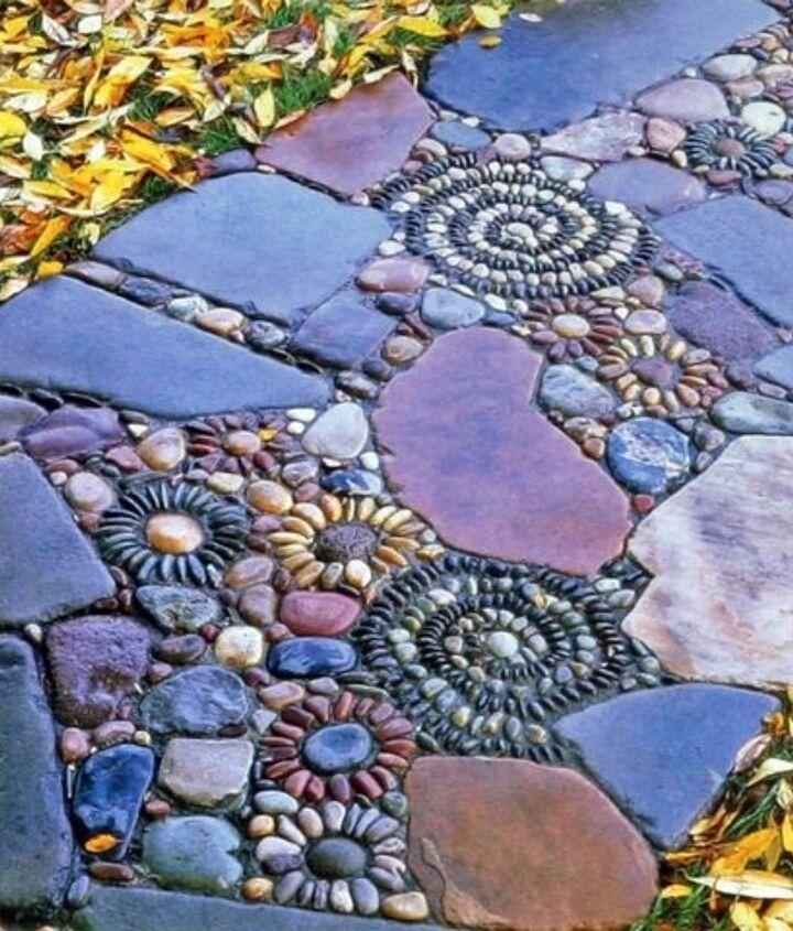 garden, concrete masonry, outdoor living