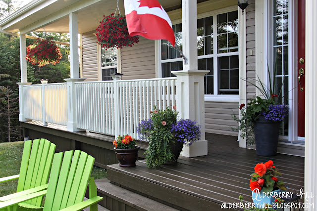 choosing the right stain for your deck, decks, painting, Newly Stained Deck twice
