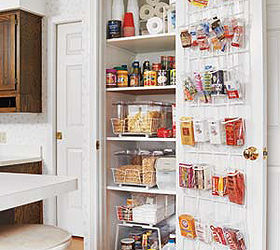 Ordinaire Tips For A Blissfully Organized Pantry, Closet, Organizing, Clear The  Clutter Group Label