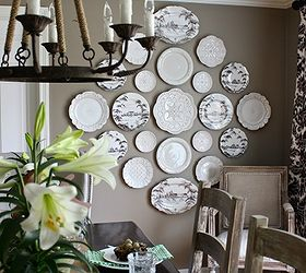 creating a decorative plate wall dining room ideas home decor wall decor & Creating a Decorative Plate Wall | Hometalk