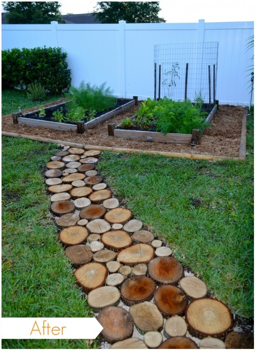 Wooden Showcase Designs For Living Room Lakdi Ka Showcase: Natural Pathway For Your Outdoor Space