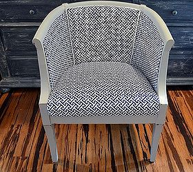 Damaged Cane Chair Gets Fabric Makeover How To Pics, Painted Furniture,  Reupholster, Hot