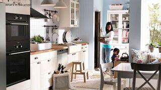 q does anyone like ikea kitchens, home improvement, kitchen design, IKEA Akurum Stat Kitchen