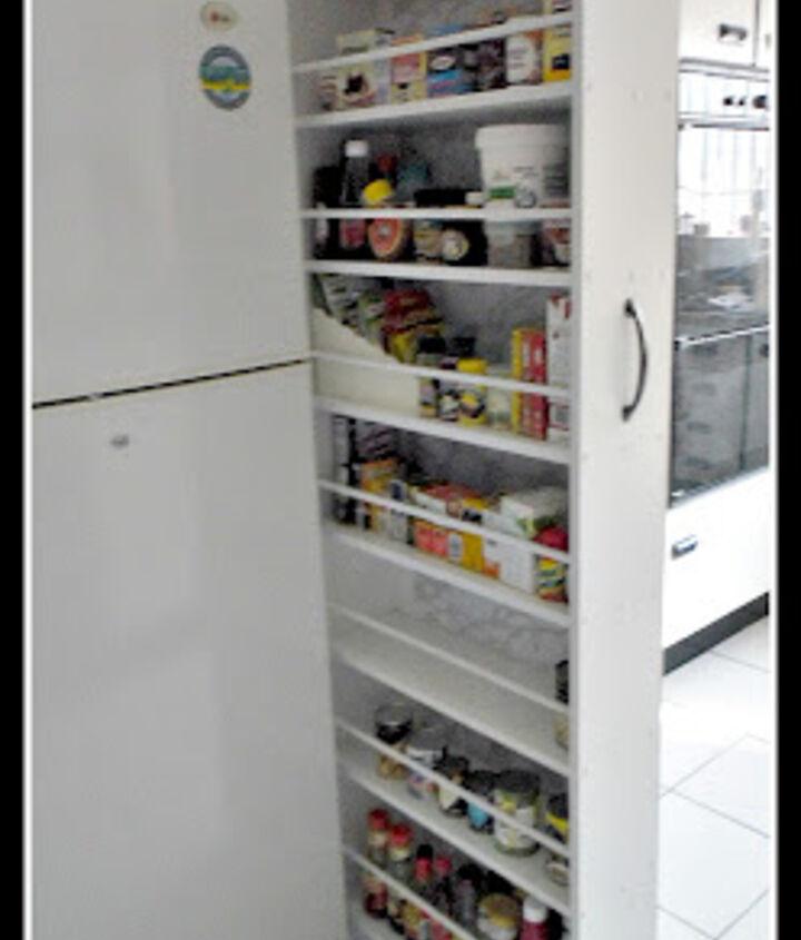 My Grocery Slider {when open}
