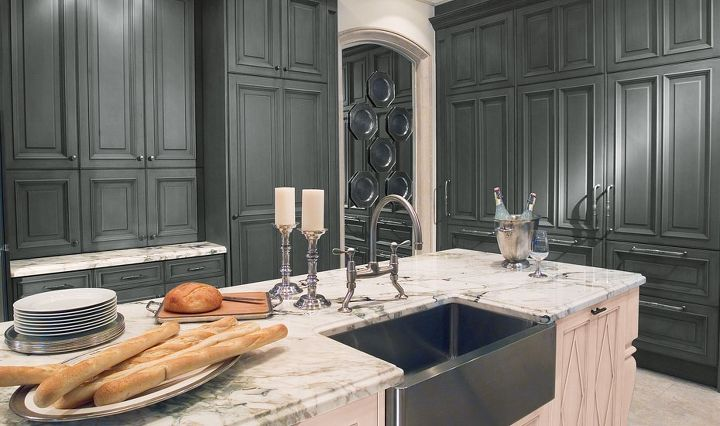 Marble Countertops - Would they work in your kitchen? http://bit.ly/dNxmpB