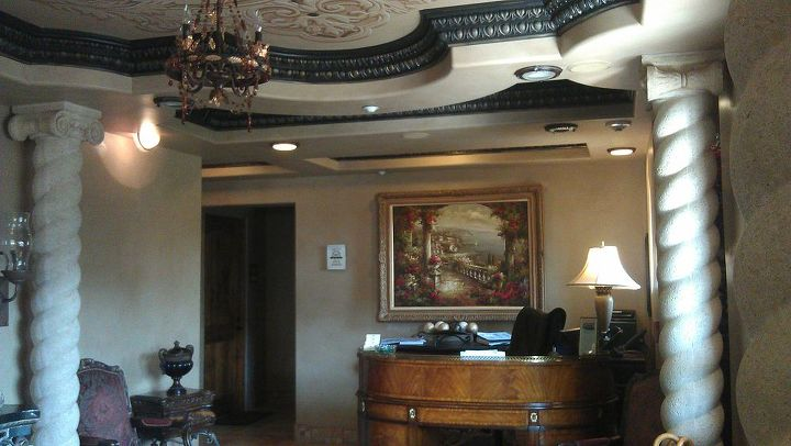 my vacation in st simons island ga inspired by decor, home decor, Lobby