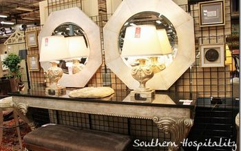hotel furniture liquidation in ga, painted furniture, Ornate furniture lamps and mirrors