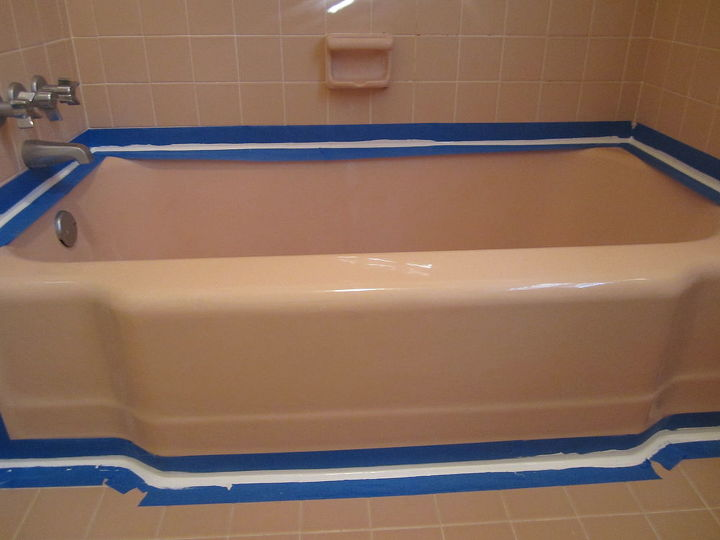 what to do about that leaky shower and tub caulking once and for all best charles, home maintenance repairs, how to, Almost there