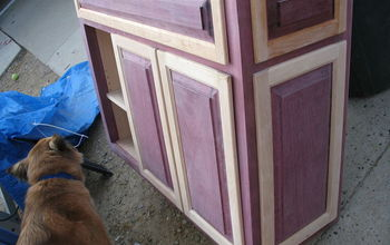 Paint Comes Out Rough Of Kitchen Cabinets