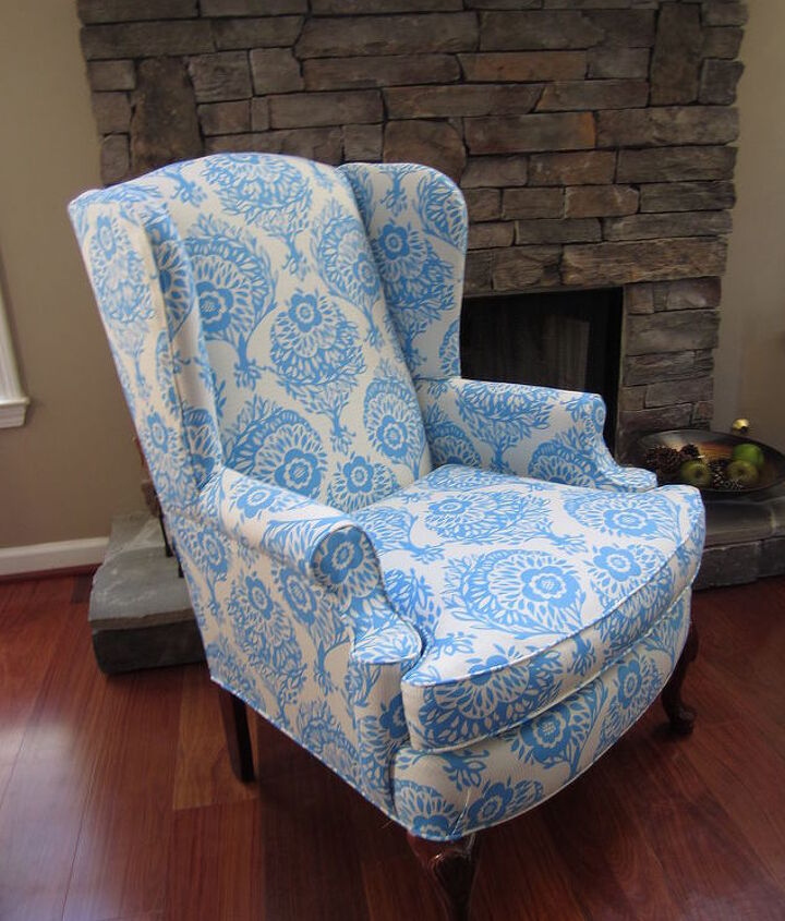 blue motifs and dovetales chairs by urbanmotifs, painted furniture