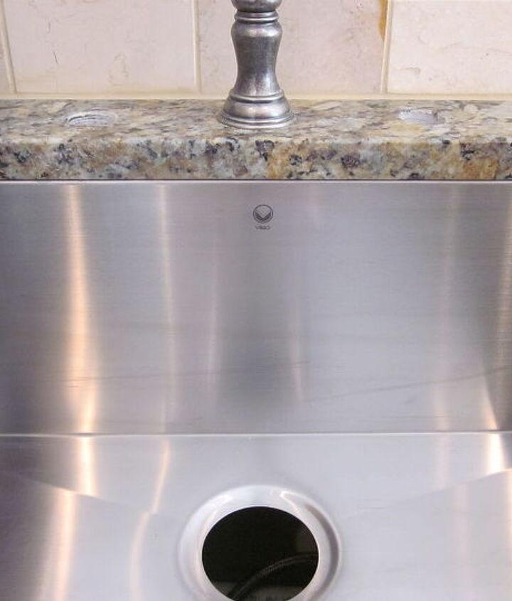 New sink & Fixture