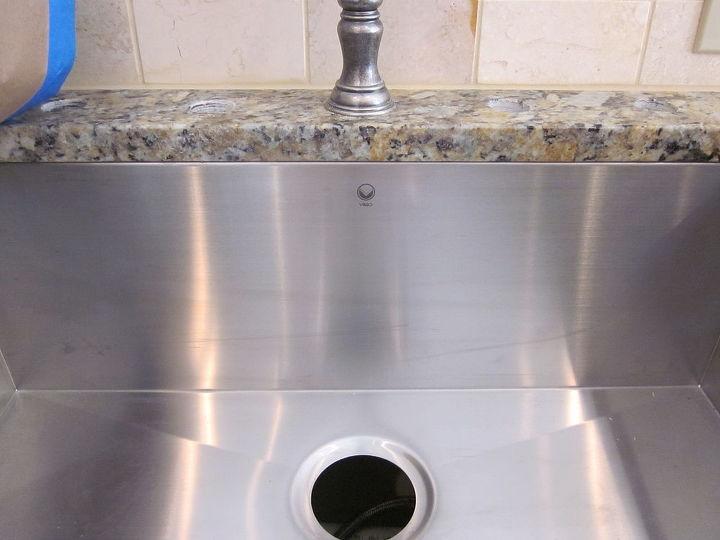 marietta kitchen b, home decor, home improvement, kitchen backsplash, kitchen design, New sink Fixture