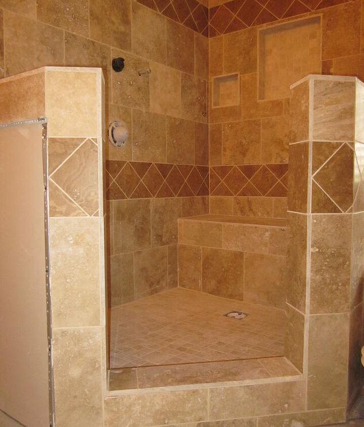 custom bath 1, bathroom ideas, home improvement