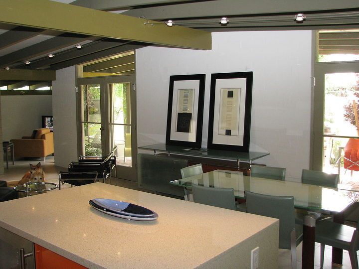these are a few photos of a unique mid century modern kitchen remodel we honored to, home decor, kitchen design