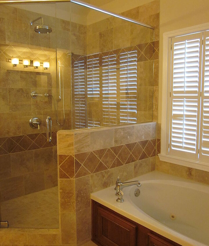 custom bath 1, bathroom ideas, home improvement