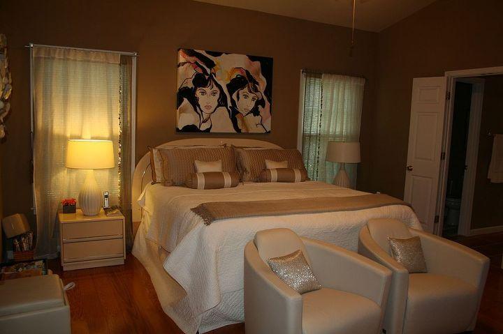 BEFORE Master Bedroom