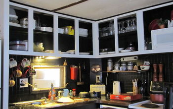 kitchen redo, countertops, flooring, home decor, kitchen design