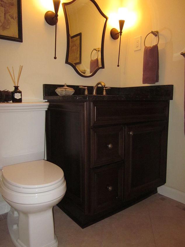 Door Style: Linden Elite Wood Species: Maple Stain: Toffee Tan Brown Granite