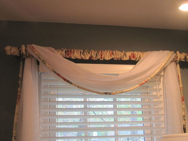 simple window treatment to try, home decor, window treatments, windows