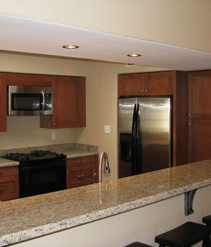 does it work to reface cabinets or should you start over with a complete kitchen, home decor, kitchen design