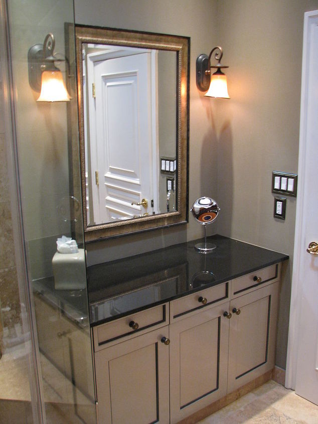 these are a few photos of a bathroom remodel we did to update this 1928 bathroom, bathroom ideas, remodeling