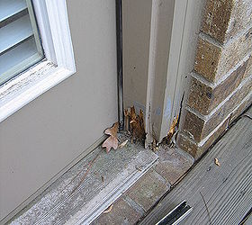 repairing rotted door jambs doors woodworking projects My customer had 6 door jambs & Repairing rotted door jambs. | Hometalk