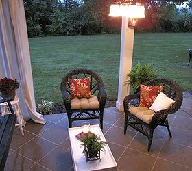 Staining Your Concrete Patio To Look Like Tile, Concrete Masonry, Flooring,  Outdoor Living