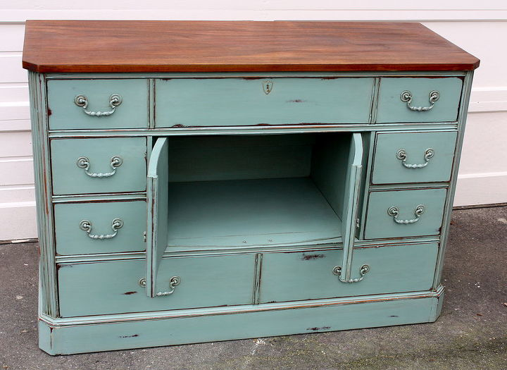 q thank you cassie b, painted furniture
