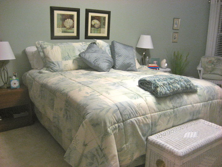 q need some advice, bedroom ideas, home decor, Bed