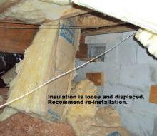 high energy bill, home maintenance repairs