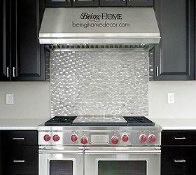 Delightful Super Simple Diy Tile Backsplash, Home Decor, Kitchen Backsplash, Kitchen  Design, Tiling