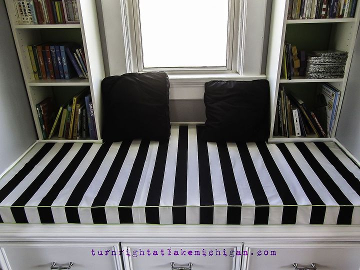 Our Window Seat Family Library Hometalk