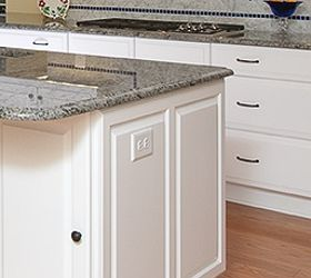 Exceptionnel Standard Receptacle. Easy To Match Colors W/paint.. And Some Stains!