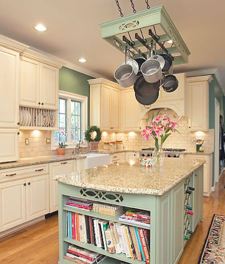 Country French Kitchen By AK