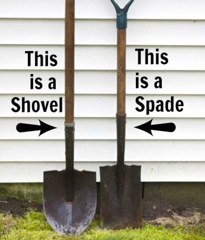 A useless random fact you can share with your tool borrowing neighbor.
