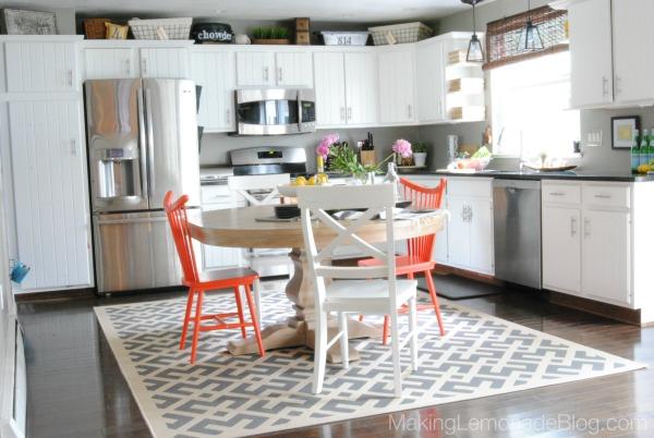 Budget-Friendly Modern White Kitchen Renovation | Hometalk