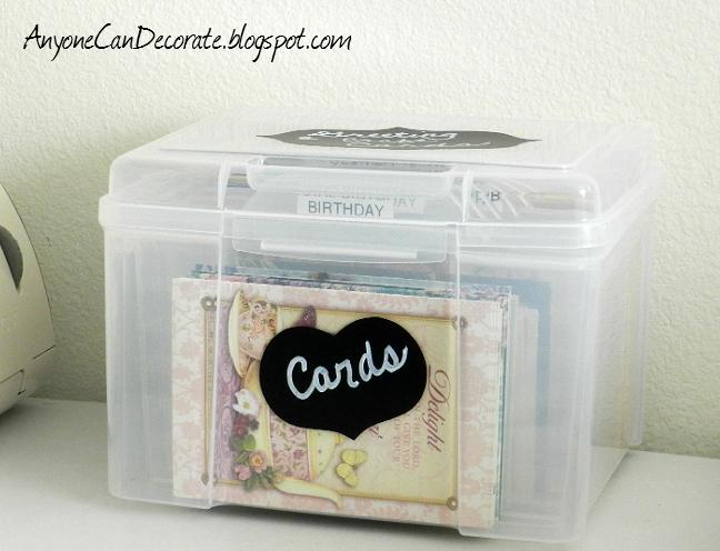 """This organizer on Amazon - <a href=""""http://www.amazon.com/gp/product/B000YUWKU4/ref=as_li_tf_tl?ie=UTF8&camp=1789&creative=9325&creativeASIN=B000YUWKU4&linkCode=as2&tag=anyon08-20"""">Plastic Card Case</a><img src=""""http://www.assoc-amazon.com/e/ir?t=anyon08-20&l=as2&o=1&a=B000YUWKU4"""" width=""""1"""" height=""""1"""" border=""""0"""" alt="""""""" style=""""border:none !important; margin:0px !important;"""" />"""