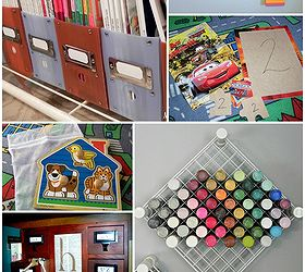 Diy Organization Ideas Part - 23: 10 Diy Storage And Organization Ideas, Organizing, Shelving Ideas, Storage  Ideas, A