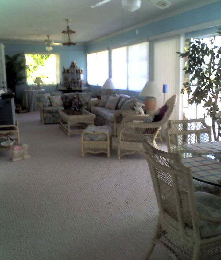 florida room renovation, home decor, outdoor living