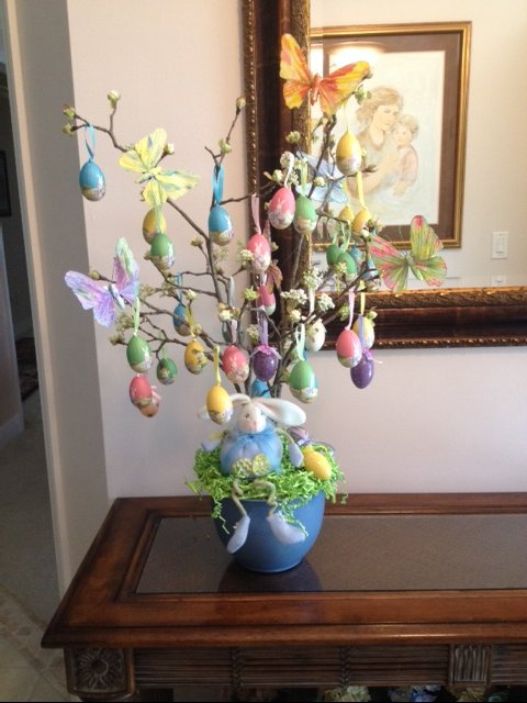 easter 2014, crafts, easter decorations, seasonal holiday decor
