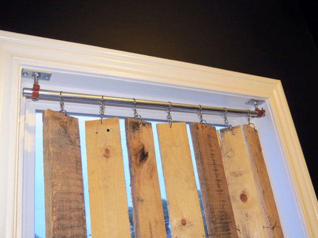 Diy pallet wood vertical blinds hometalk diy pallet wood vertical blinds diy pallet repurposing upcycling window treatments solutioingenieria Choice Image