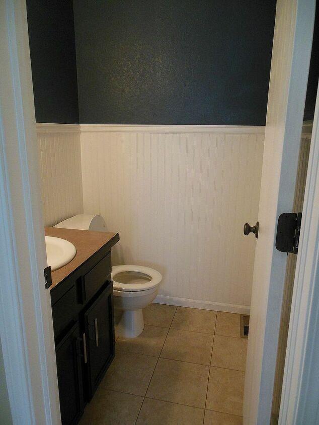 beadboard in the bathroom, bathroom ideas, wall decor, woodworking projects